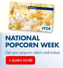 Arvest Visa Platinum Credit Card Open An Arvest Visa