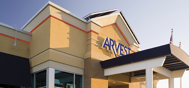Welcome to Arvest Bank