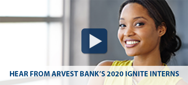 Arvest Internship Program