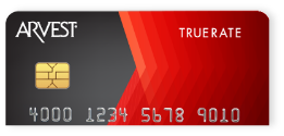 Arvest True Rate Credit Card