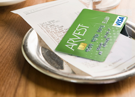 Visa Classic Credit Card from Arvest Bank