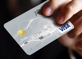 Visa Platinum Credit Card from Arvest Bank