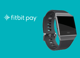 Set up Fitbit Pay on your Arvest Debit Cards | Arvest Bank
