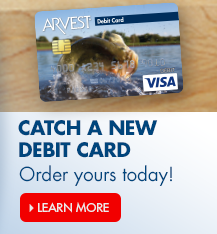 Choose from over 200 uniquely styled debit cards
