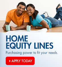Arvest offers great rates on home equity lines of credit