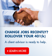 Arvest Bank can help you rollover your 401(k) into a new account when you change jobs