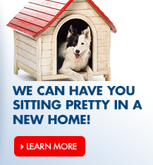 We can have you sitting pretty in a new home! Talk to one of our mortgage lenders today.
