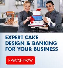 Watch the experts! Expert cake decorator Bronwen gives professional cake decorating tips, and proves that practice does make perfect.