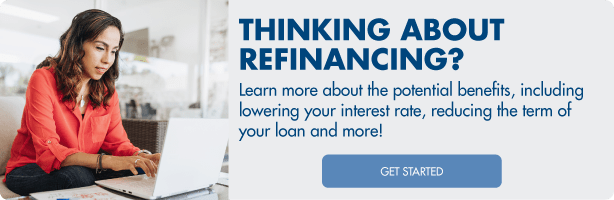 Thinking about refinancing? Learn more about the potential benefits.