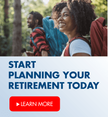 Start planning your retirement today.