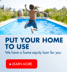 Get cash flow at your command.  Learn more about home equity lines of credit.