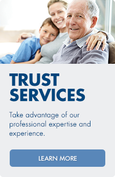 Arvest Wealth Management can help you with your Trust Services needs.