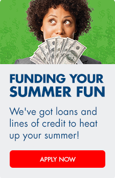 Apply online for a home equity line of credit from Arvest Bank to fund your summer fun