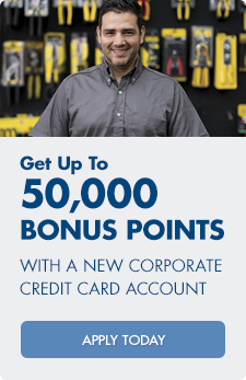 Arvest Corporate Card , easily monitor expenses and earn Arvest Flext Rewards, Plus up to 50,000 bonus points , offer ends October 31, 2017