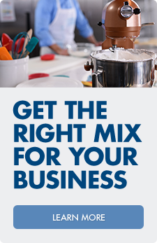 Get the right mix for your buiness. Learn more about how Arvest is your one-stop shop for business banking.