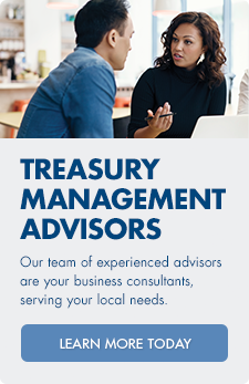 Our team of experienced advisors are your business consultants, serving your local needs. Learn more today.