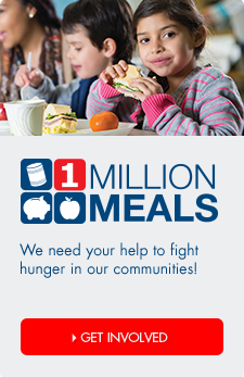 Help Arvest Bank provide 1 Million Meals to feed our neighbors in need.