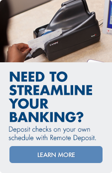 Learn how to streamline your business banking by depositing checks on your own schedule with Remote Deposit Capture.