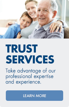 Take advantage of Arvest Trust services. Our professionals have the expertise and experience to help.