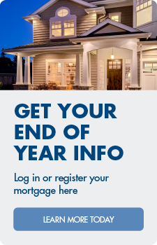 Access your year end mortgage statements.