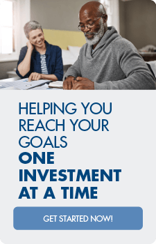 Helping you reach your goals, one investment at a time.