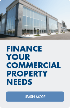 Finance your commercial property needs with us. Get started.