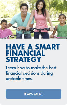 Learn how to make smart financial decisions during unstable times.
