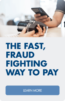 Set up your digital wallet for a fast, fraud-fighting way to pay!