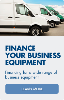 Arvest equipment finance can help you get what you need to run your business.