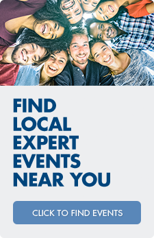 Check for Arvest Expert Events