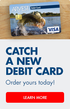 Find a new specialty debit card that fits your style.