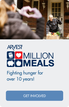Fighting hunger for over 10 years.  Learn how to get involved!