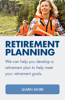 Let a client advisor from Arvest Wealth Management help you plan for retirement.