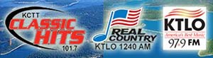 KCTT Classic Hits - KTLO Real Country - KTLO America's Best Music