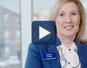 Watch our financial advisor Carrie share how she helps you plan a winning financial strategy in this video.