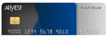 Arvest Flex Rewards Credit Cards