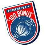 Earn up to $100 bonus rewards with a new Arvest credit card account today